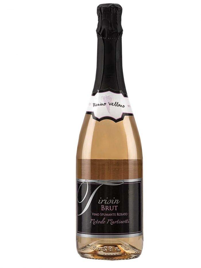 Rosé Brut Sparkling Wine.